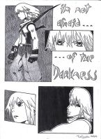 KH: Riku's darkness by nameless-dreamer
