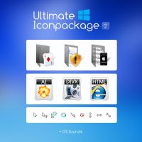 Ultimate Iconpackage 2 by jrdnG