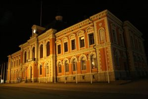 Town Hall of Kuopio by Rovis2