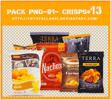 pack png-01- crisps#13 by Crystallanxi
