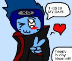 KISAME'S B-DAY by darkness-angel-13