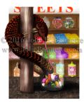 Beanz the Pangolin by JolieBonnetteArt