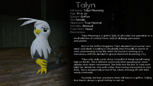 gmod - Talyn profile by Stormbadger