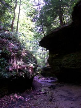 indiana gorge by llalie