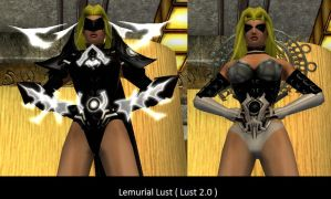 Relentless Lust 2.0 / Lemurial Lust cont by City-of-Zeroes