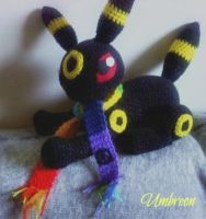 Umbreon by ArtisansShadow