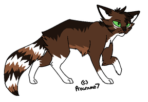 Name Your Price Cat Adopt 1 (CLOSED!) by Hollyleaf18