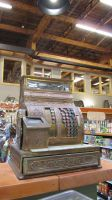Vintage Cash Register by chamberstock