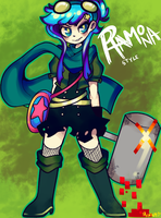SP - Ramonastyle! by princelupin