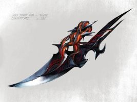 prototype blade concept by edvin73