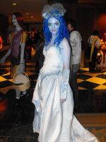 Corpse Bride cosplay by AbbieGoth