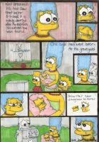 TheSimpsonsFamily-HomersDeath. by ChnProd22