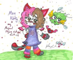 Miss Kitty is me by Kittychan2005