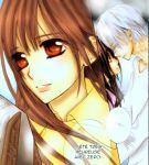 Yuki and Zero (End) Vampire Knight by killua1212