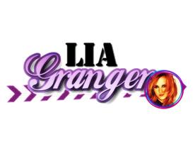 Lia Granger PNG by Luiisa9612