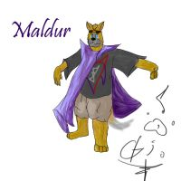 Maldur... by fatwolf012