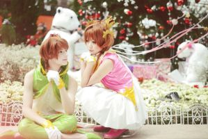Cardcaptor Sakura - Who I like most by darcywilliam
