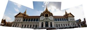 The Grand Palace by skadieverwinter