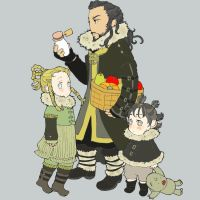 The Hobbit 21 by matsutakedo
