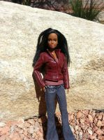 More Martha Jones- Doctor Who doll by everenthia