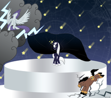 This is how Equestria Ends by The-Clockwork-Crow