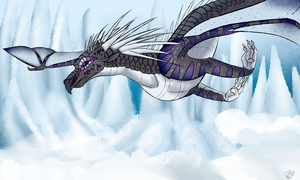 Glide on the chill by xShade150