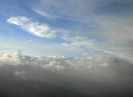 570 - clouds by WolfC-Stock