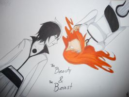 The Beauty And The Beast by xx-mia-xx