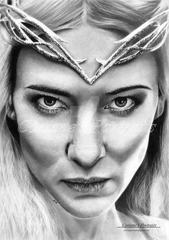 Galadriel by Sadness40