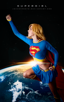 Supergirl by Jovan7Porto