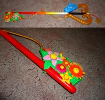 Kairi's Keyblade by endless--rain