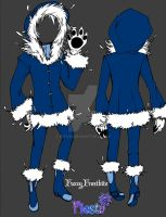 Fuzzy Frostbite Male by eitho