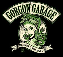 Gorgon Garage by Heartattackjack