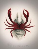 Movember Crab 7/30 by PeterFarmer