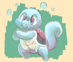 Squirt by sweating