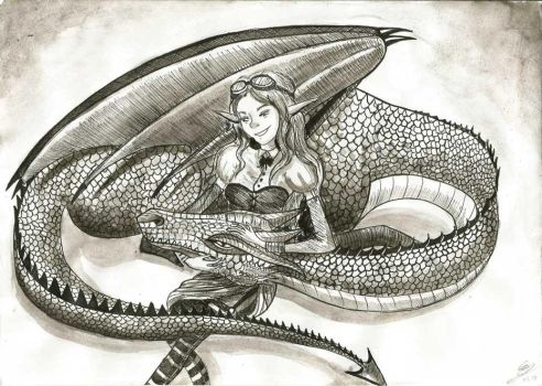 Mother of Dragons by Estel-chan