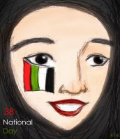 UAE National Day 38 by Number-14