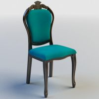 Classic Wooden Chair 2 by raaab