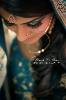 The Bride IV by ahmedwkhan