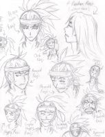 A Page O' Renji by therichnobody