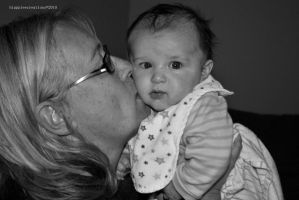 Day 165. Grandparent love by Hipppiee