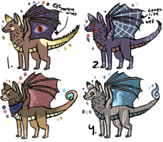 Dragon Dog Adopts 2/4 open by Army-Lite