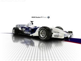 BMW F1.07 by KleyOne