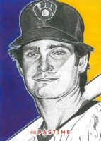 Paul Molitor by JRosales1