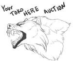 Snarling Your-Toko-Here Auction by Nanarc