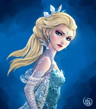 The Snow Queen by jaeon009