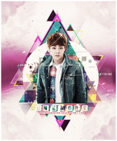 Xiumin - One More | Comeback with Graphic. by GenieDesigner