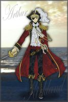 APH: A Sea-faring Gentleman by niirasri