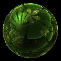 Marble Think Green by hallv5