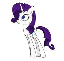 Rarity's Mane Switch GIF by Cre8iveWing